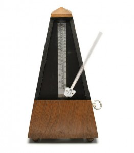 Metronome from flickr